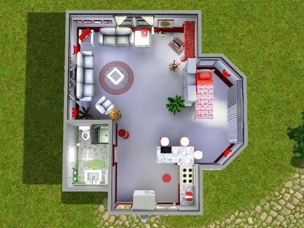 Grundrisse Haus Sims 4 M 246 Bel Ideen Und Home Design Www